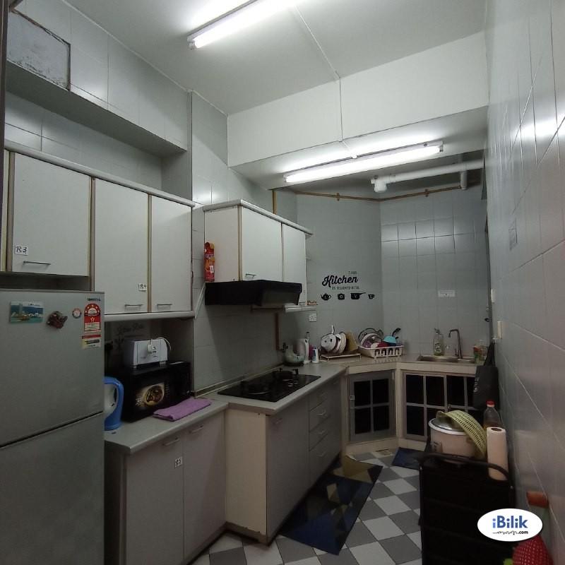 ZERO DEPOSIT! Middle Room at Bistari Condominium, Putra