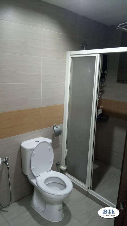 Middle Room at Kuchai Lama, Kuala Lumpur
