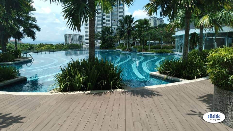 Affordable House Rental at Dwiputra Residences, Putrajaya
