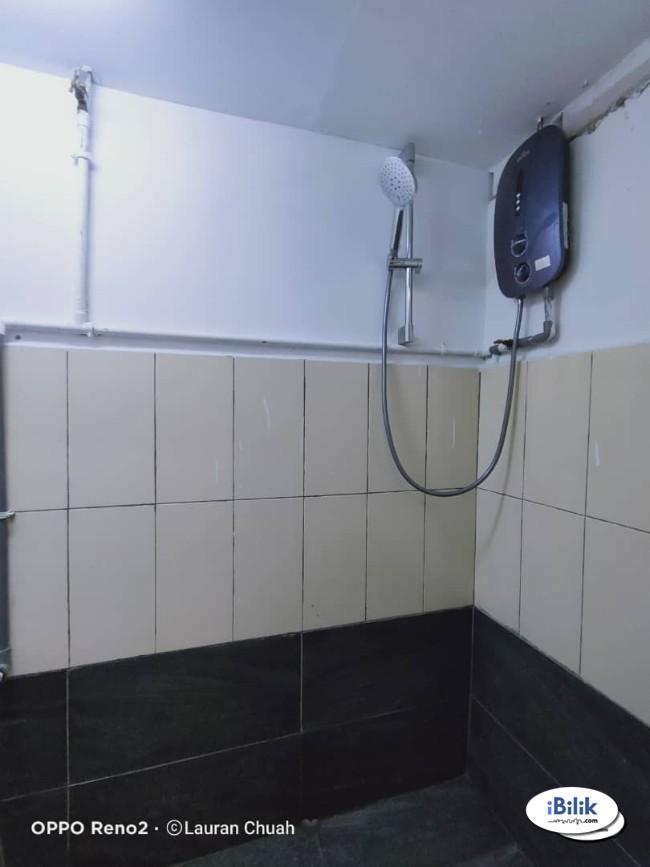 Best Offer Low Deposit 🛌 Single Room Located near Taman Esplanad, Bukit Jalil KL