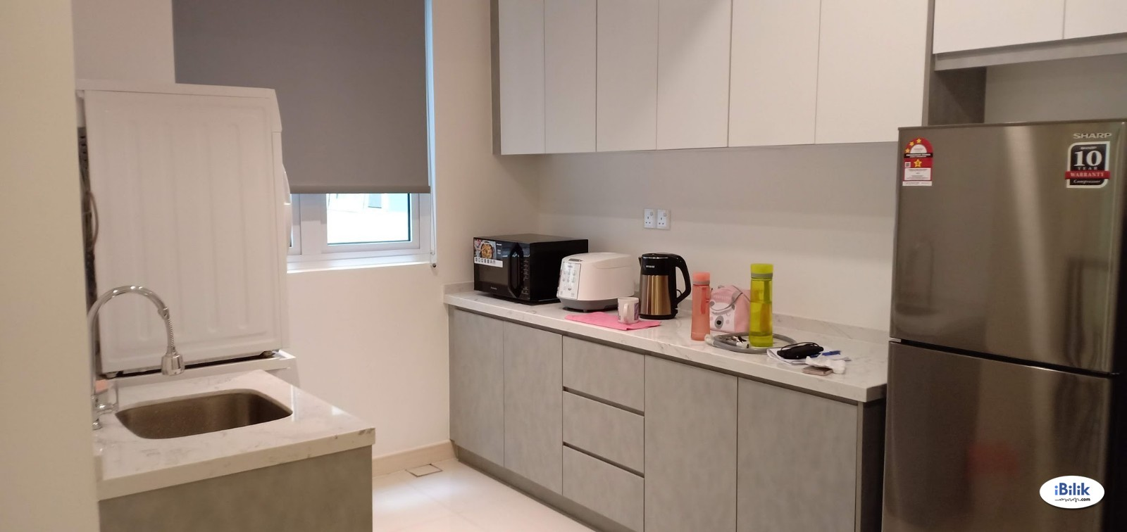 (FEMALE ONLY) Master Room at Sentul Point Suite Apartments, Sentul