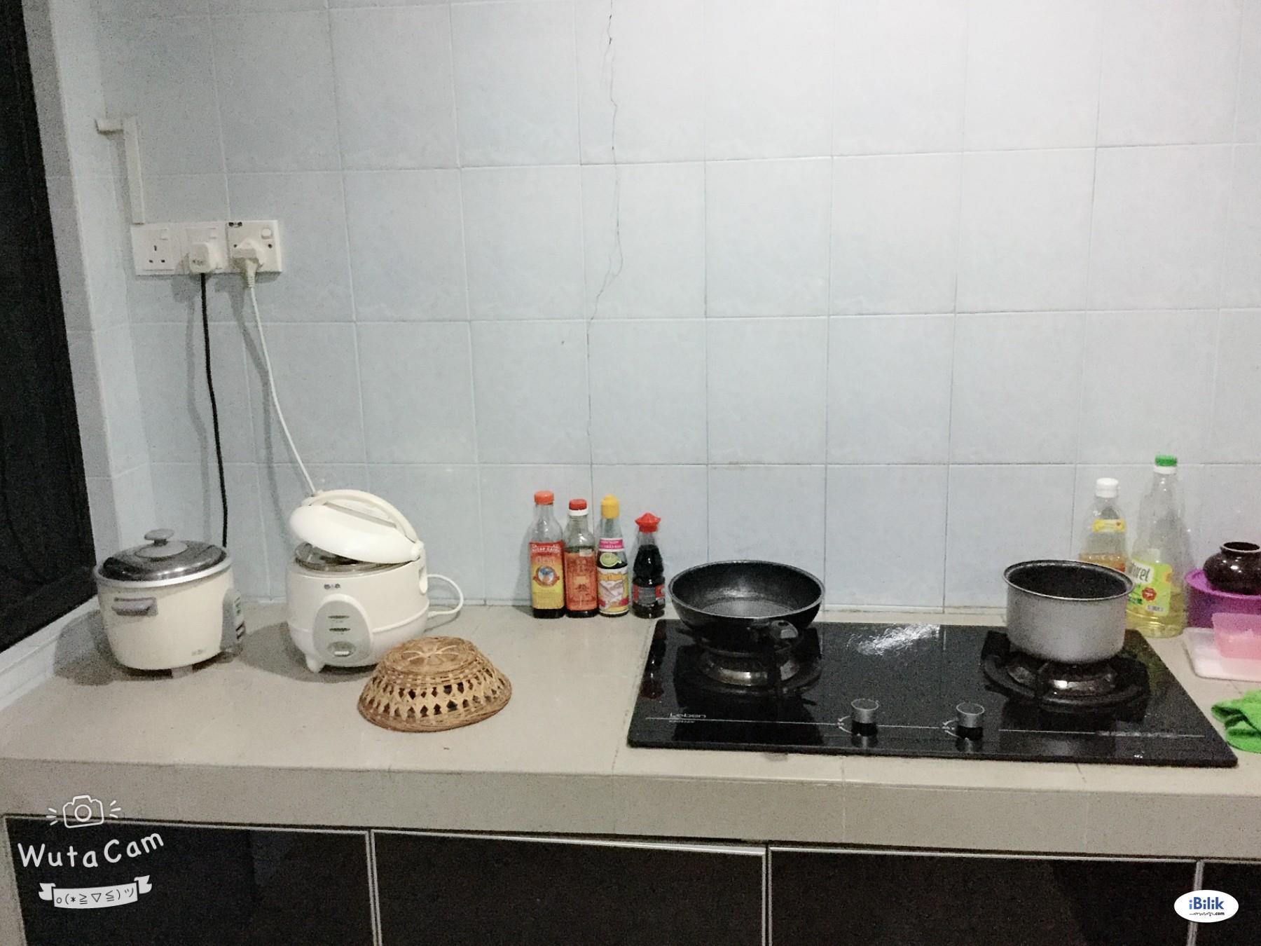 Single Room at Rasah, Seremban