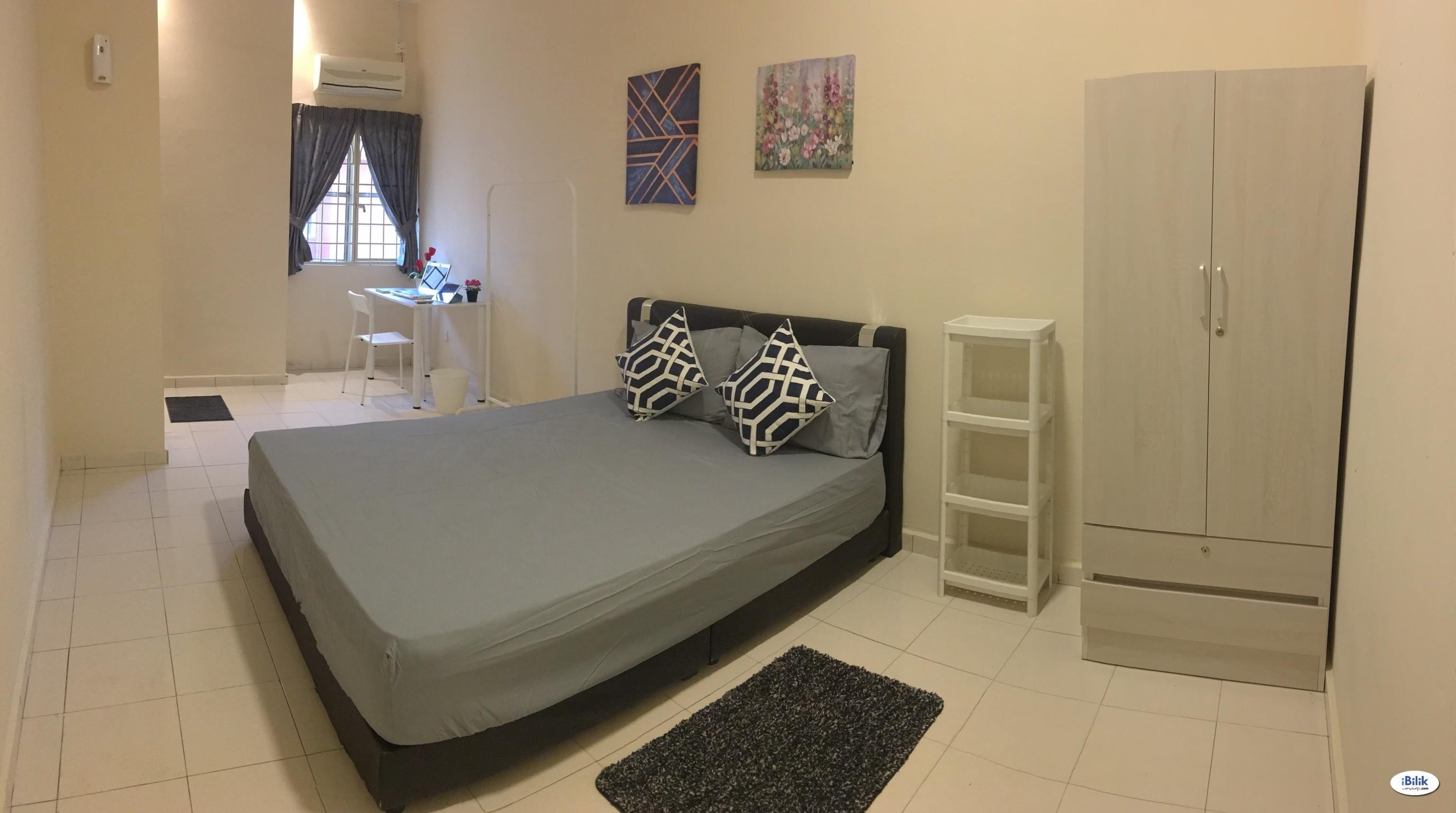 Middle Room at Seremban, Negeri Sembilan