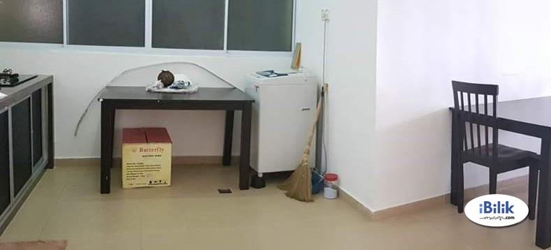 Middle Room at Sri Perdana, Georgetown