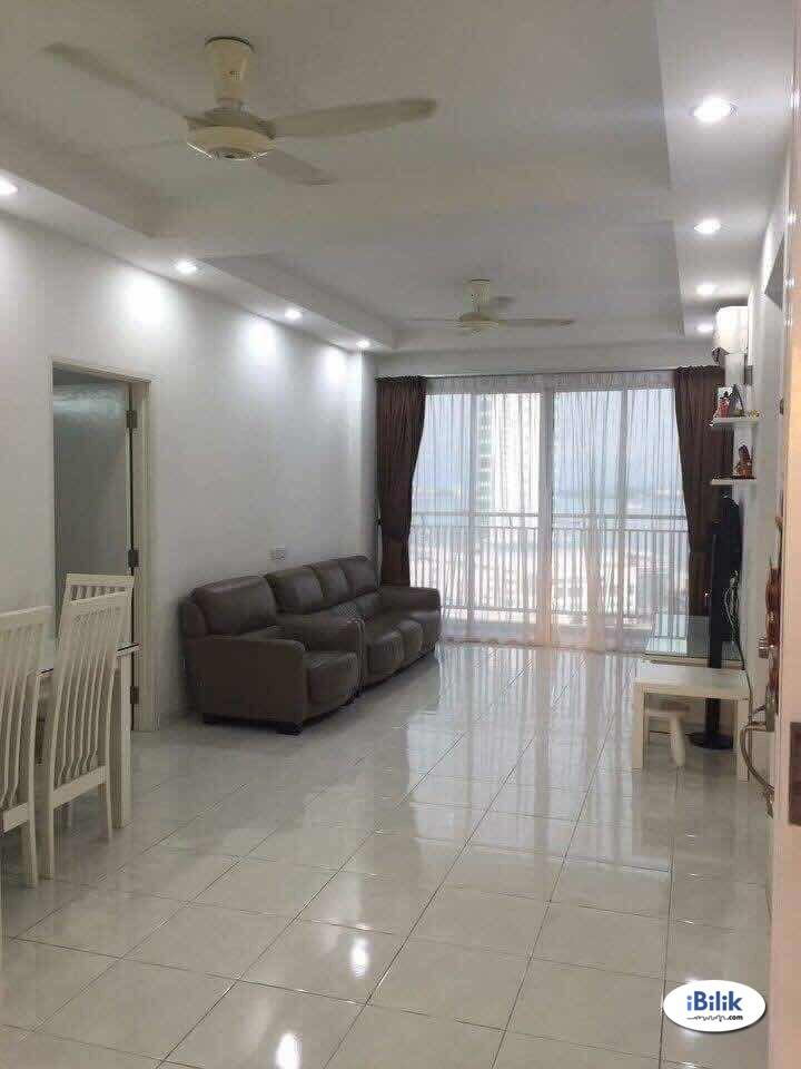 Seaview room at Karpal Singh, Penang