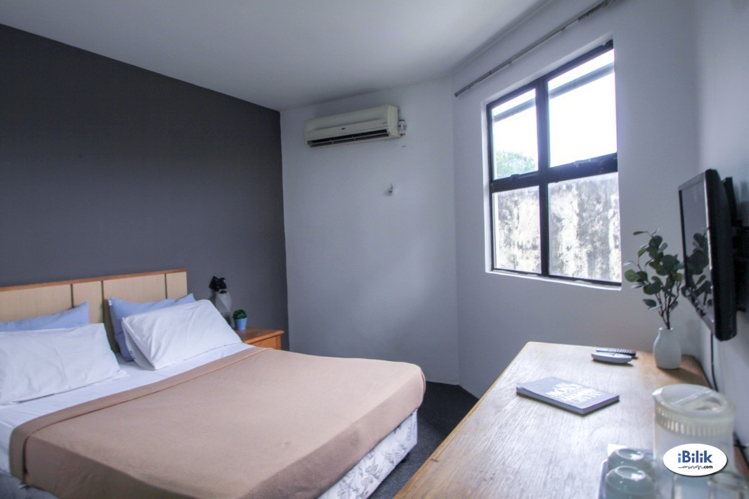 (1 Month Deposit , Free 1 Month Rental )Puchong Hotel Room Fully Furnished Master Room With Privated Bathroom at Puchong, Selangor At Puchong Jaya