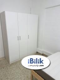 Room Rental in  - blk 141 bedok reservoir rd single room for rent(nr mrt)
