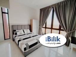 Room Rental in  - Evoke Residence - Fully Furnished Master Room at Taman Pauh Jaya