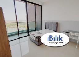 Room Rental in  - Evoke Residence - [ Balcony Room ] Fully Furnished at Seberang Perai, Penang