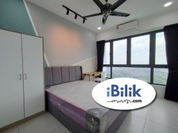 Room Rental in  - Meritus Residence, Middle Room For Rent @ Seberang Perai, Penang