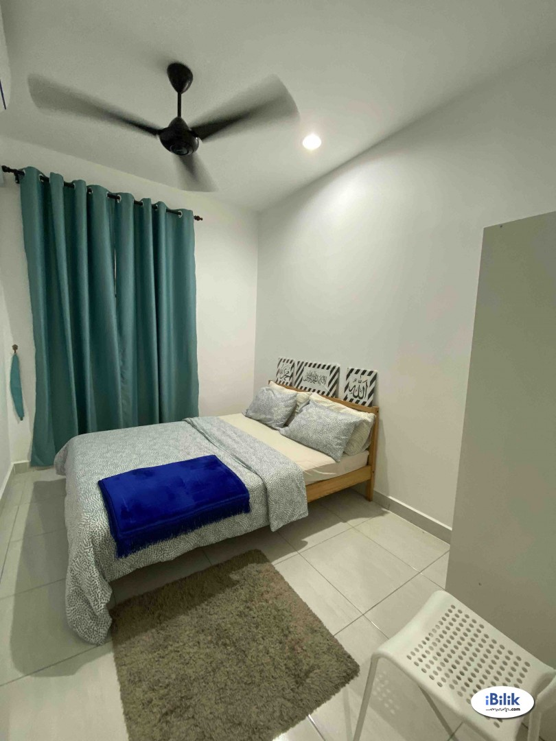 Middle Room at BSP 21, Bandar Saujana Putra