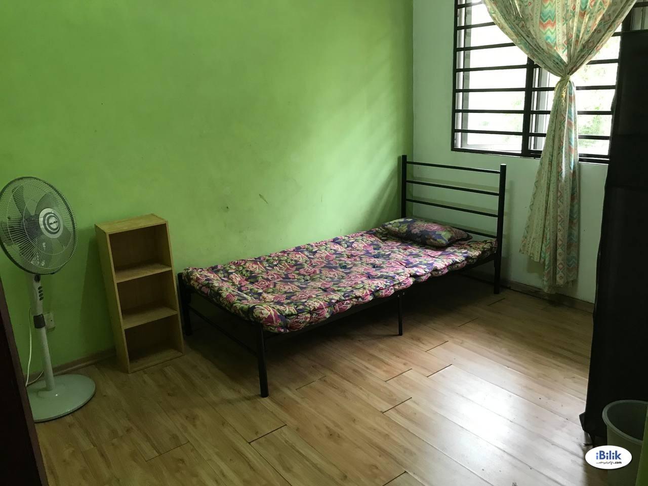 Single Room at Seri Kembangan, Selangor
