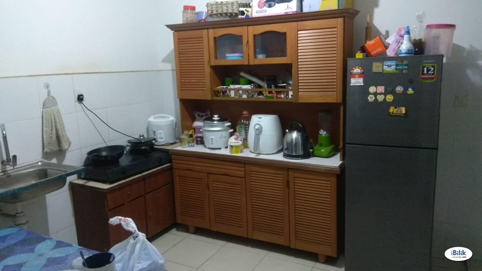 Single Room at Iskandar Puteri, Johor Bahru