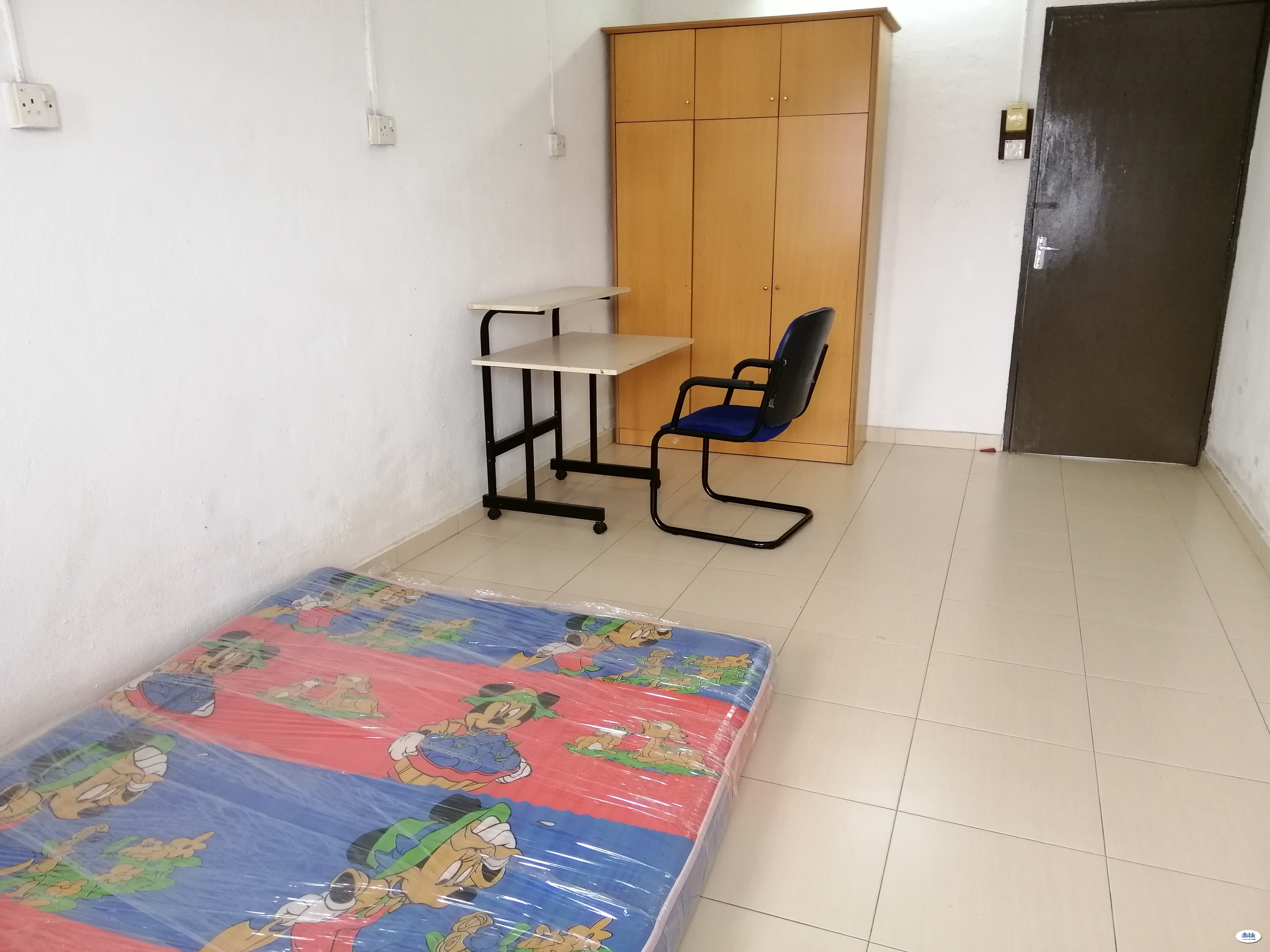 BM Good Location & Environment (include utilities and house cleaning services)