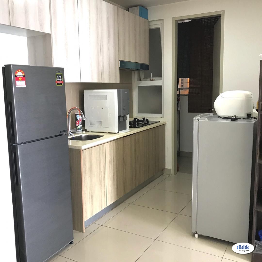 Middle Room at Mutiara Ville, Cyberjaya
