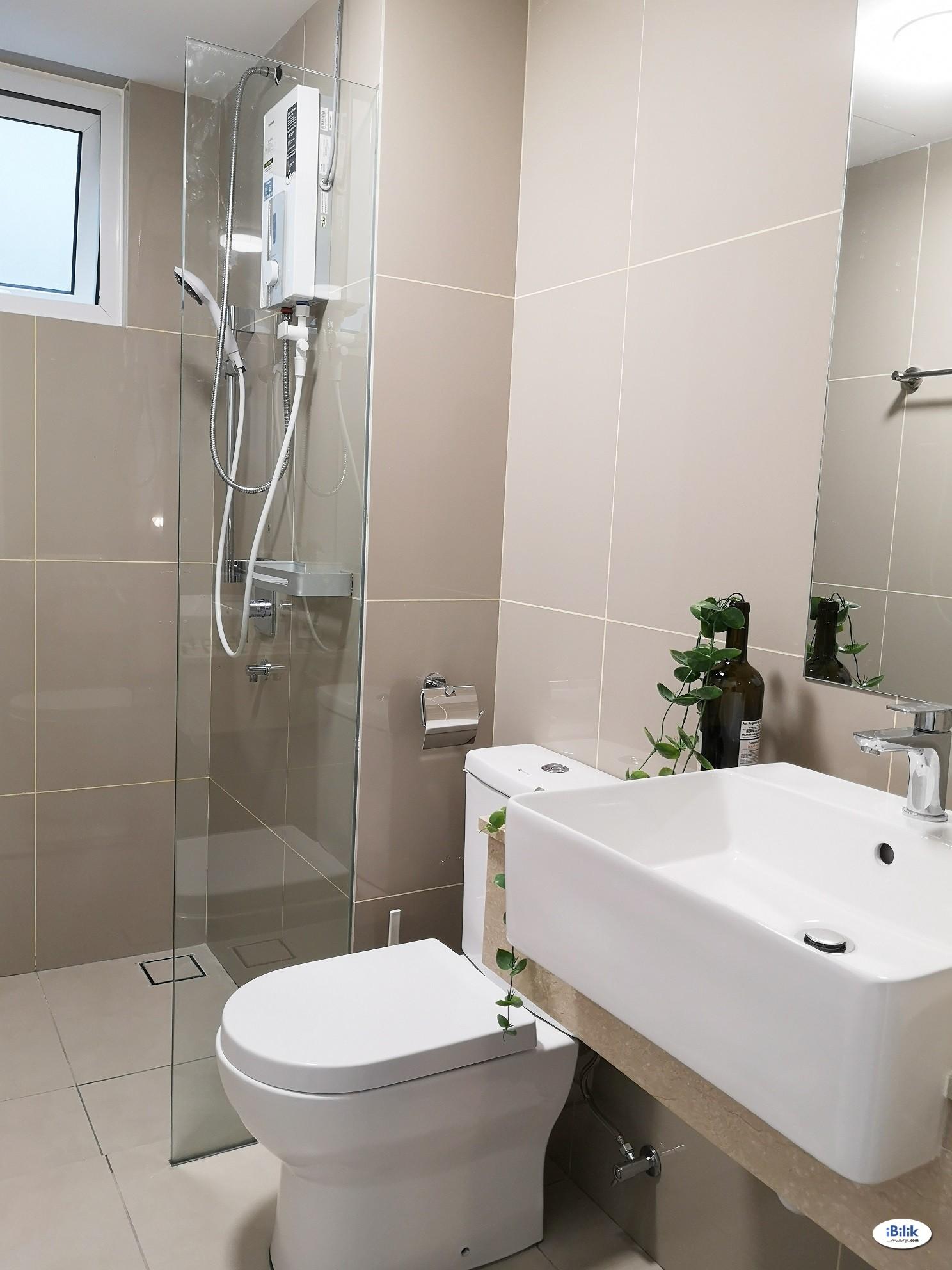 Master Room at Sentul Point Suite Apartments, Sentul