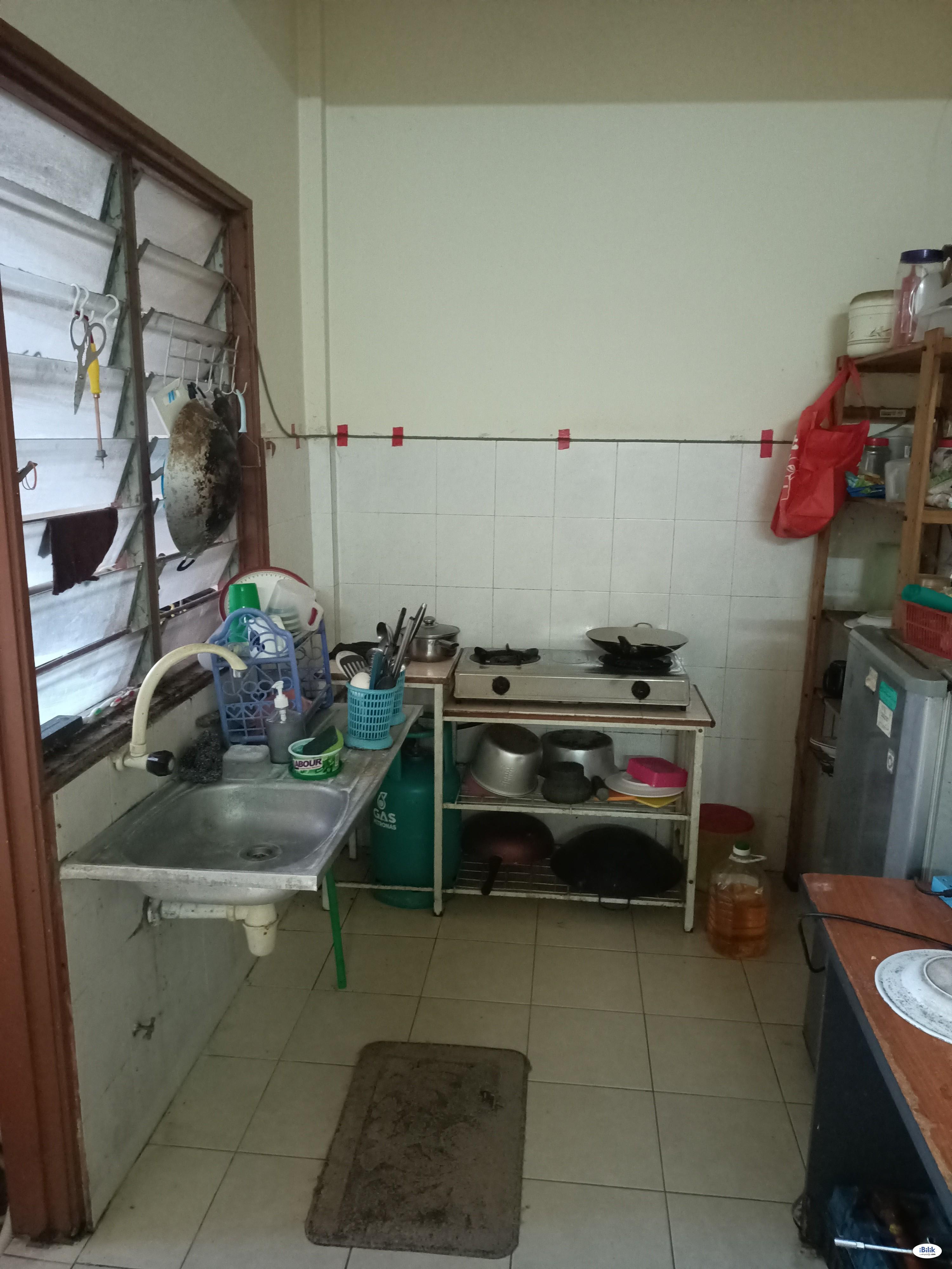 Master Room at Desa Alam, Shah Alam