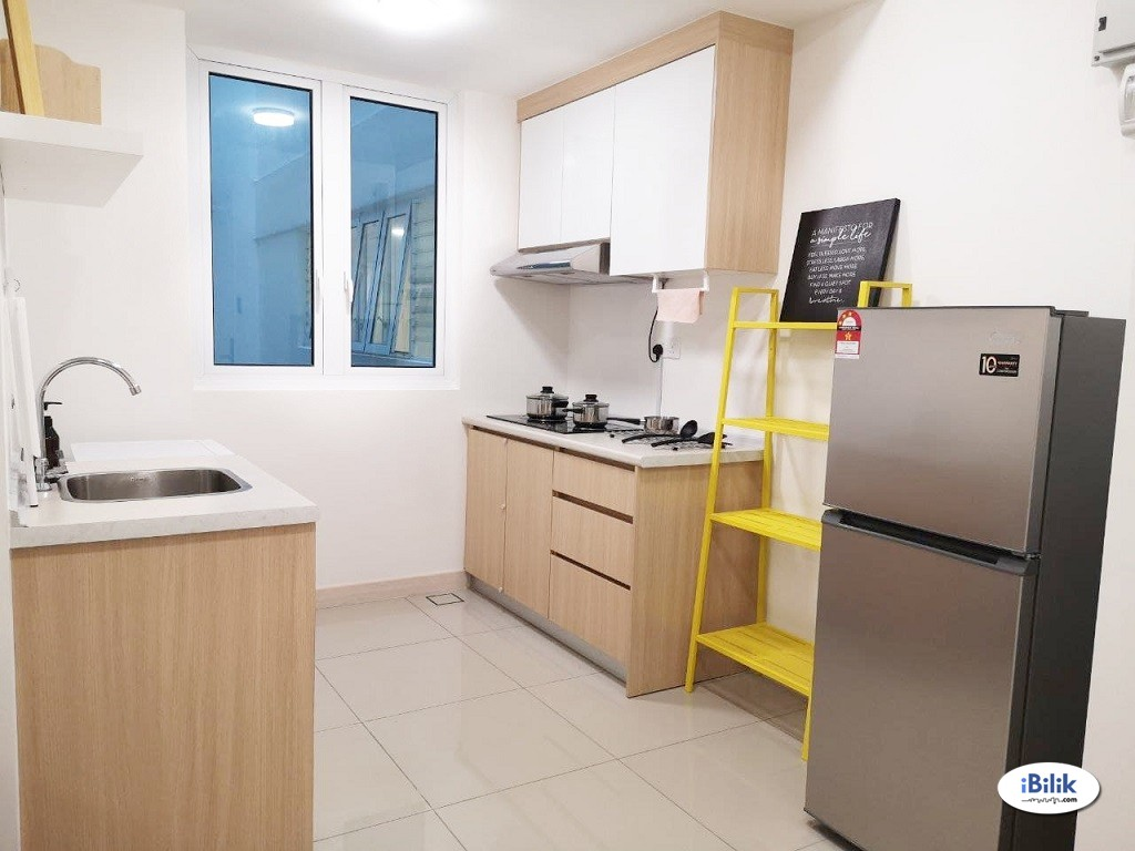 Single Room at Sentul Point Suite Apartments, Sentul