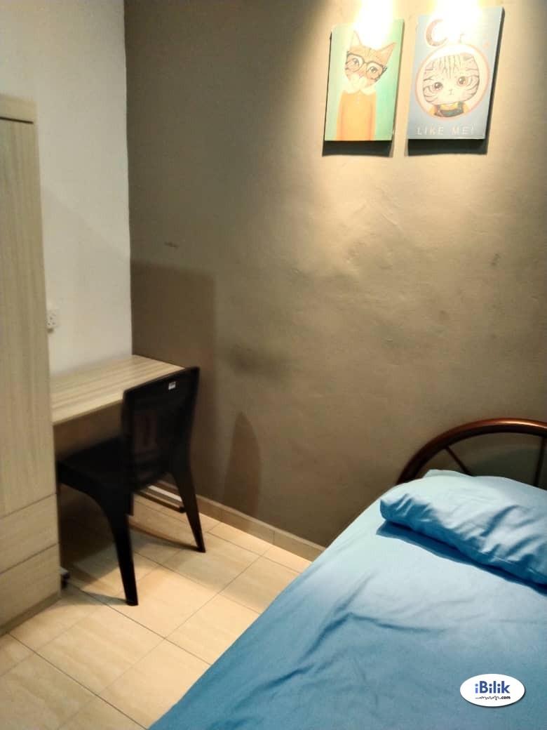 Single Room at Kota Laksamana Utama, Bandar Melaka
