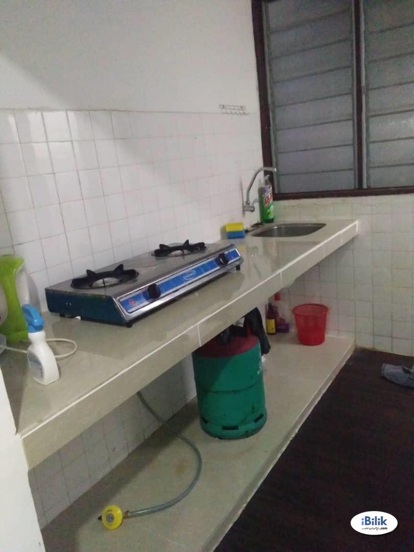 Single Room at Taman Kosas, Ampang