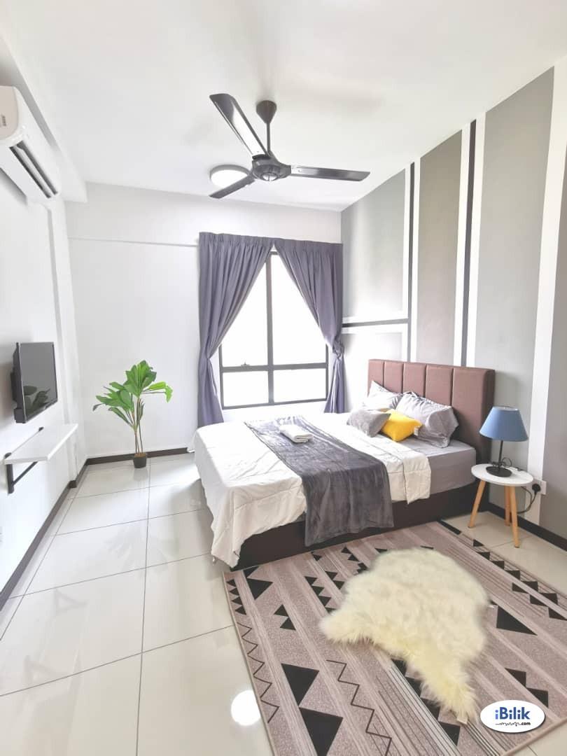 🔥🔥 Chic Studio @ Luminari, Butterworth, Jalan Harbour Place, Butterworth, Seberang Prai,Penang.