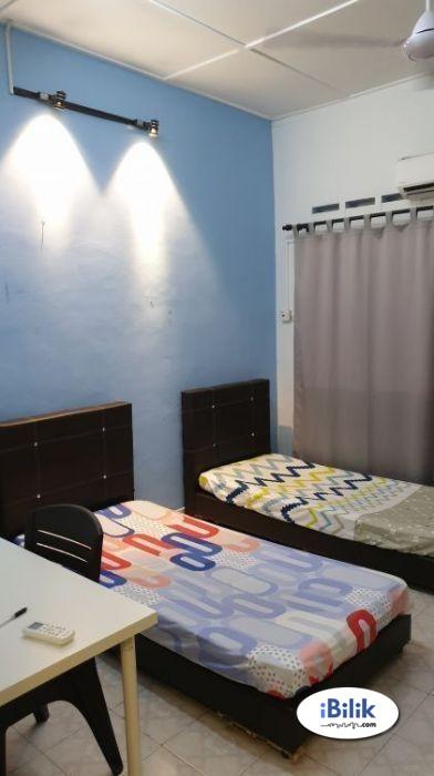 Single Room at Jalan Dahlia, Near MMU,Pantai,UTEM