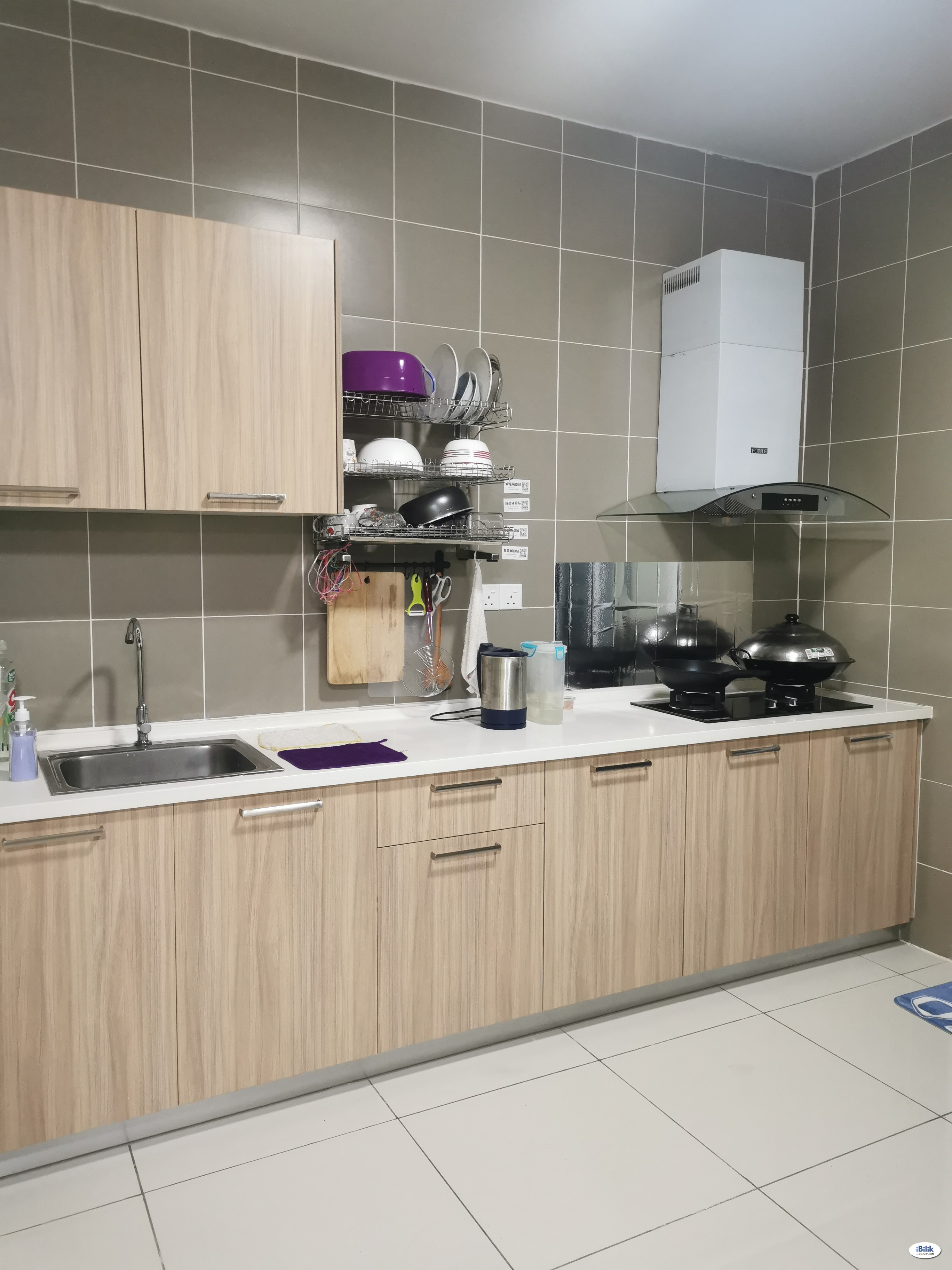 Middle Room at Aurora Residence, Puchong