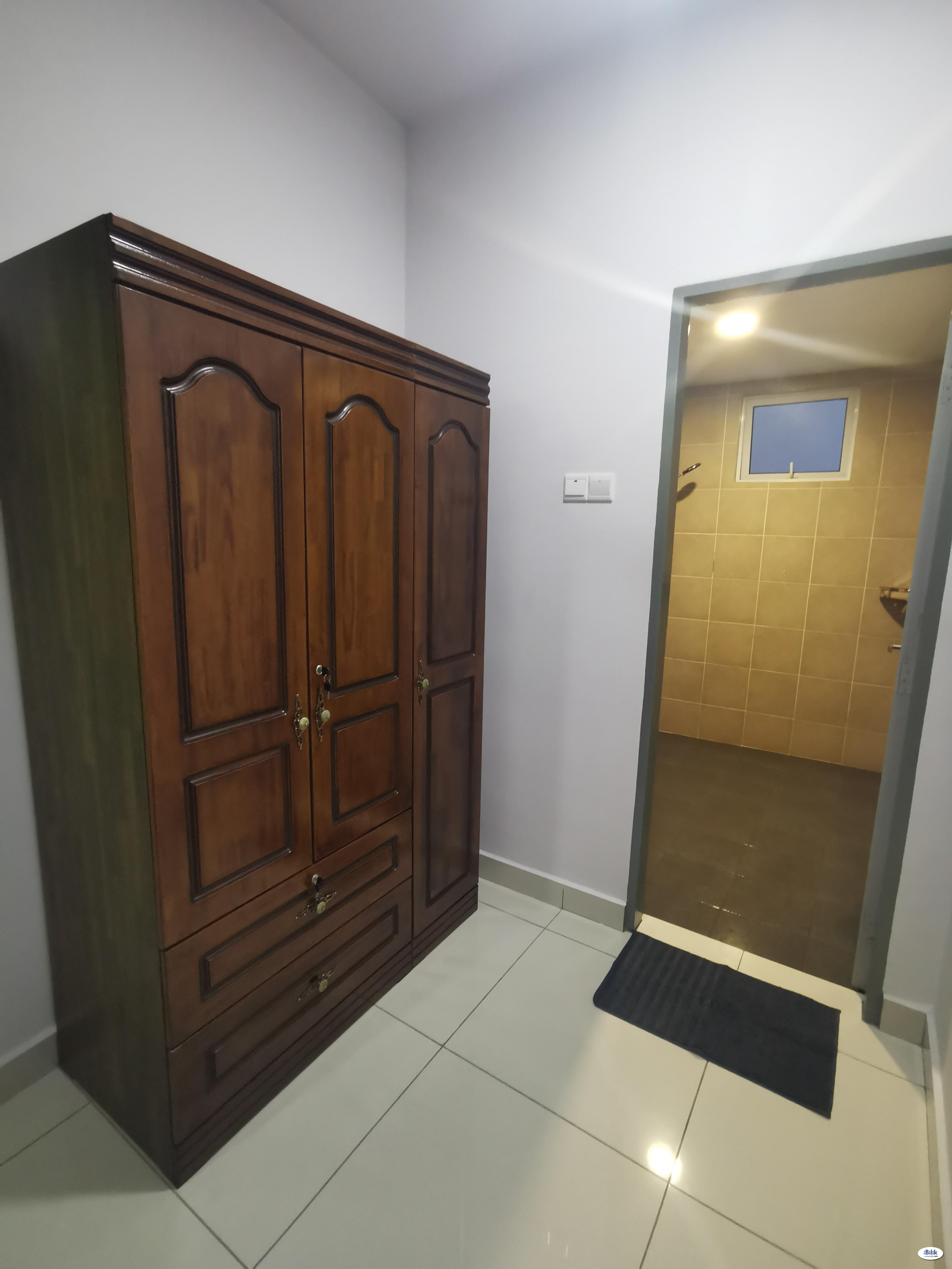 Master Room at Aurora Residence, Puchong