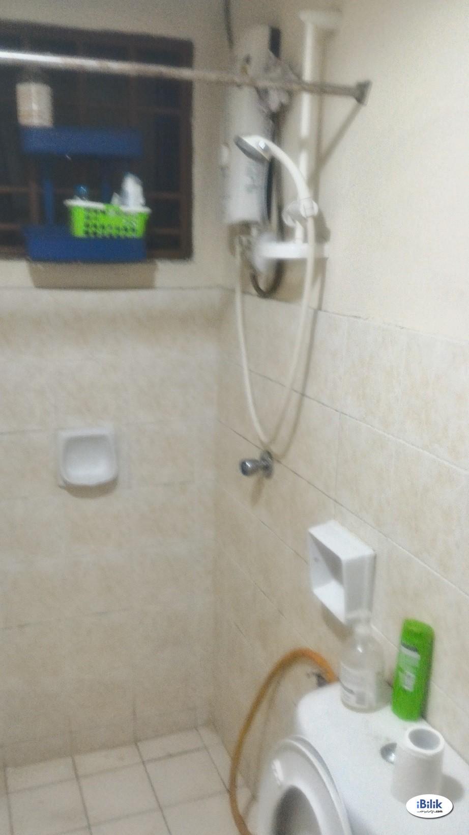 (WIFI) Furnished aircond Room at Sentul, Kuala Lumpur