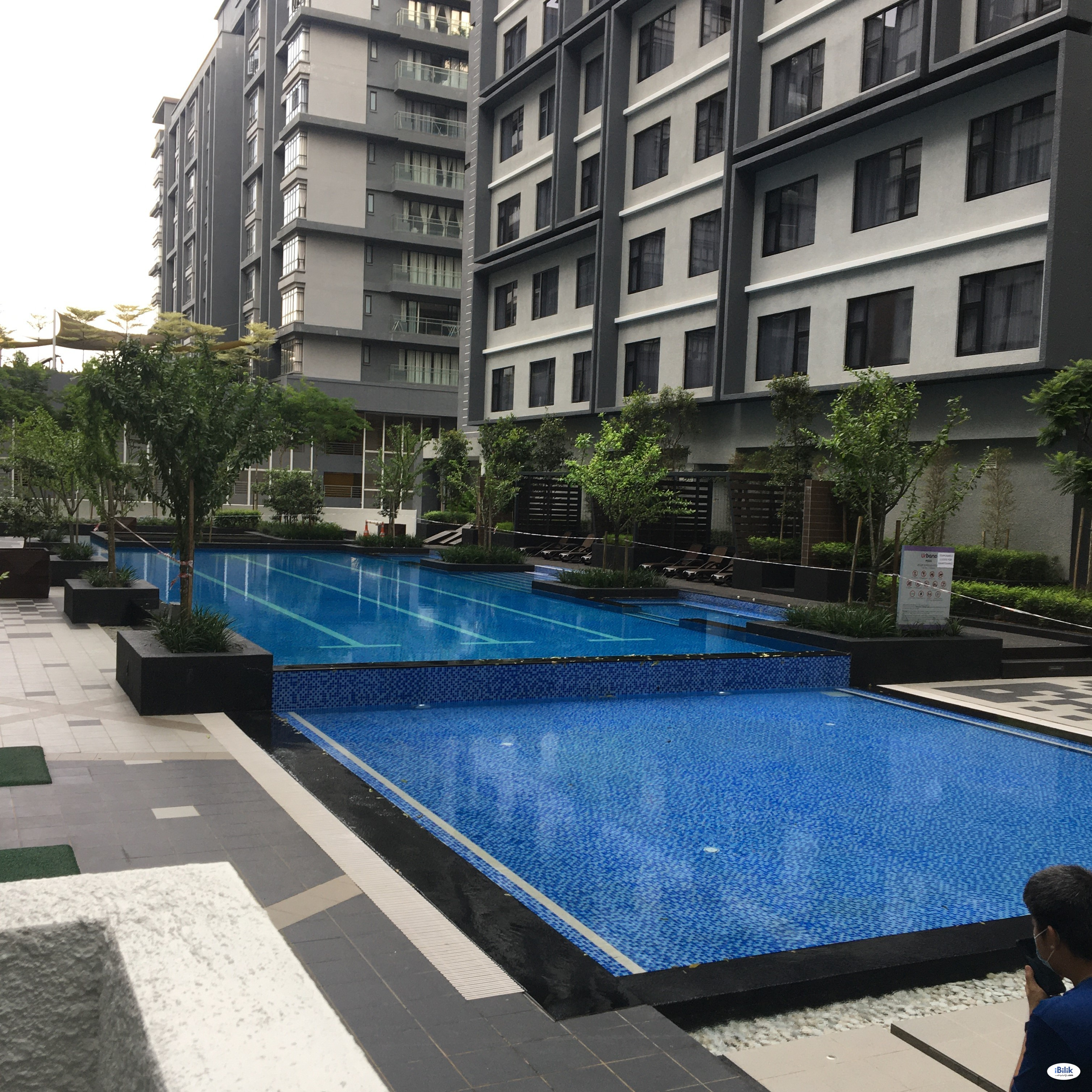 !!MCO PROMOTION!! BRAND NEW Middle Room for Rent @ Urbano Utropolis Glenmarie Shah Alam