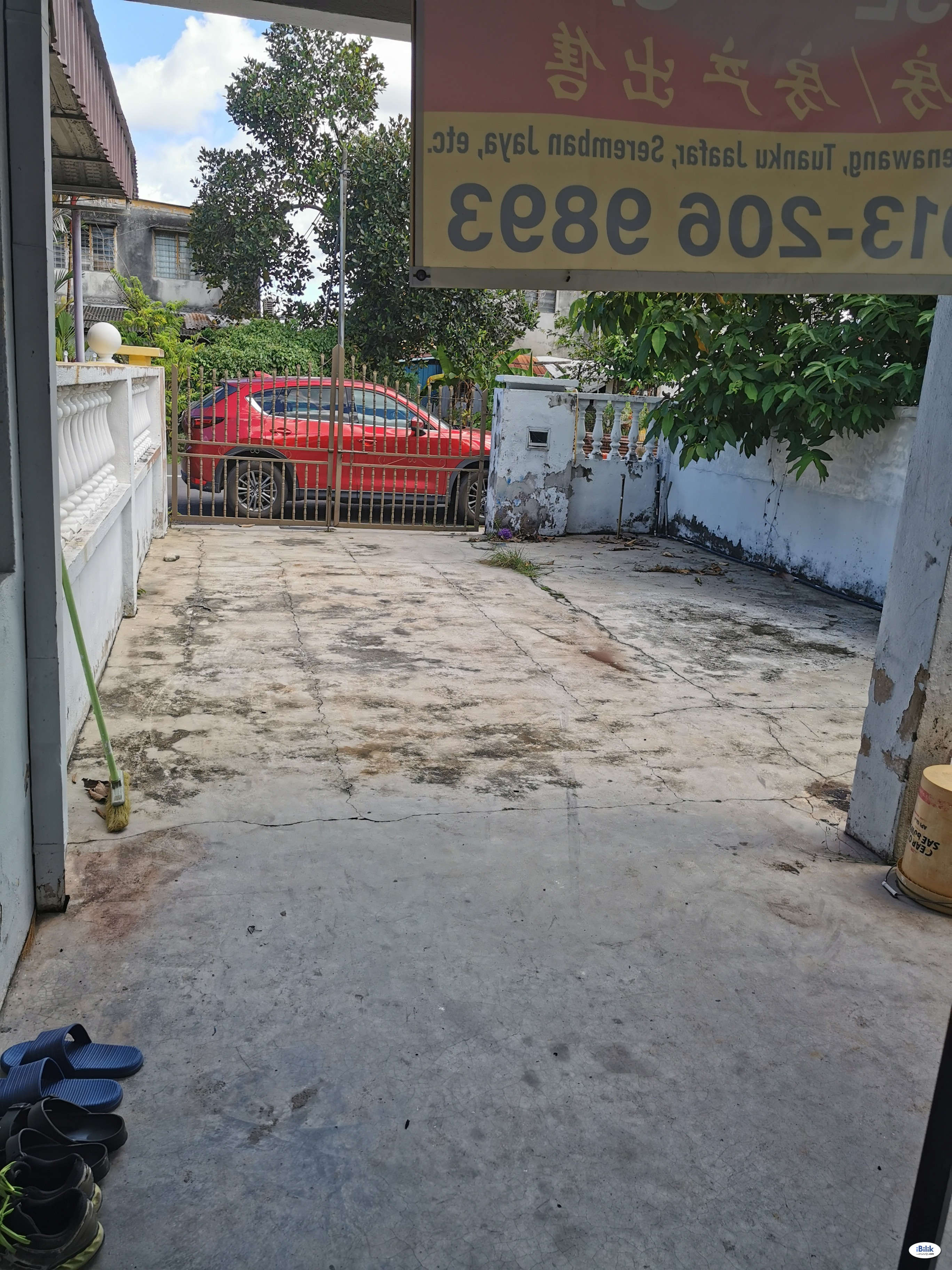 WIFI Single Room at BESIDES TESCO Seremban Jaya, Senawang NEAR FACTORY