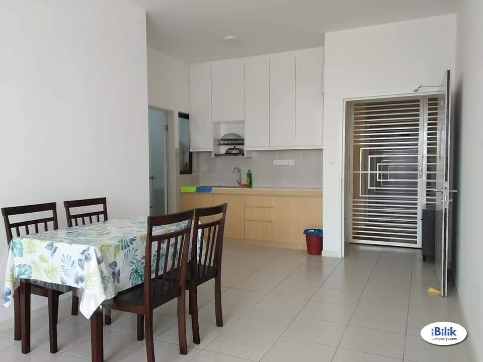 Middle Room at Casa Green, Bukit Jalil
