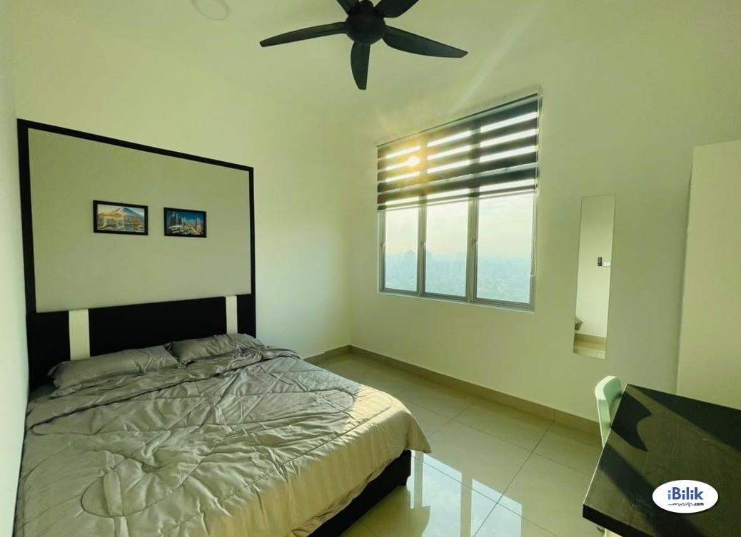 Middle Room at Taman Larkin, Johor Bahru