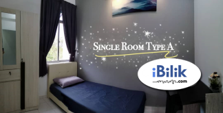 Cheng Ria Single room New furniture Near MalimMerdeka permai