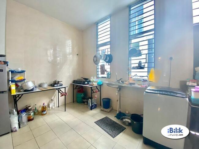 Comfort {furnished}, bilik sewa, [Seremban], Suriaman3, S2, D'tempat