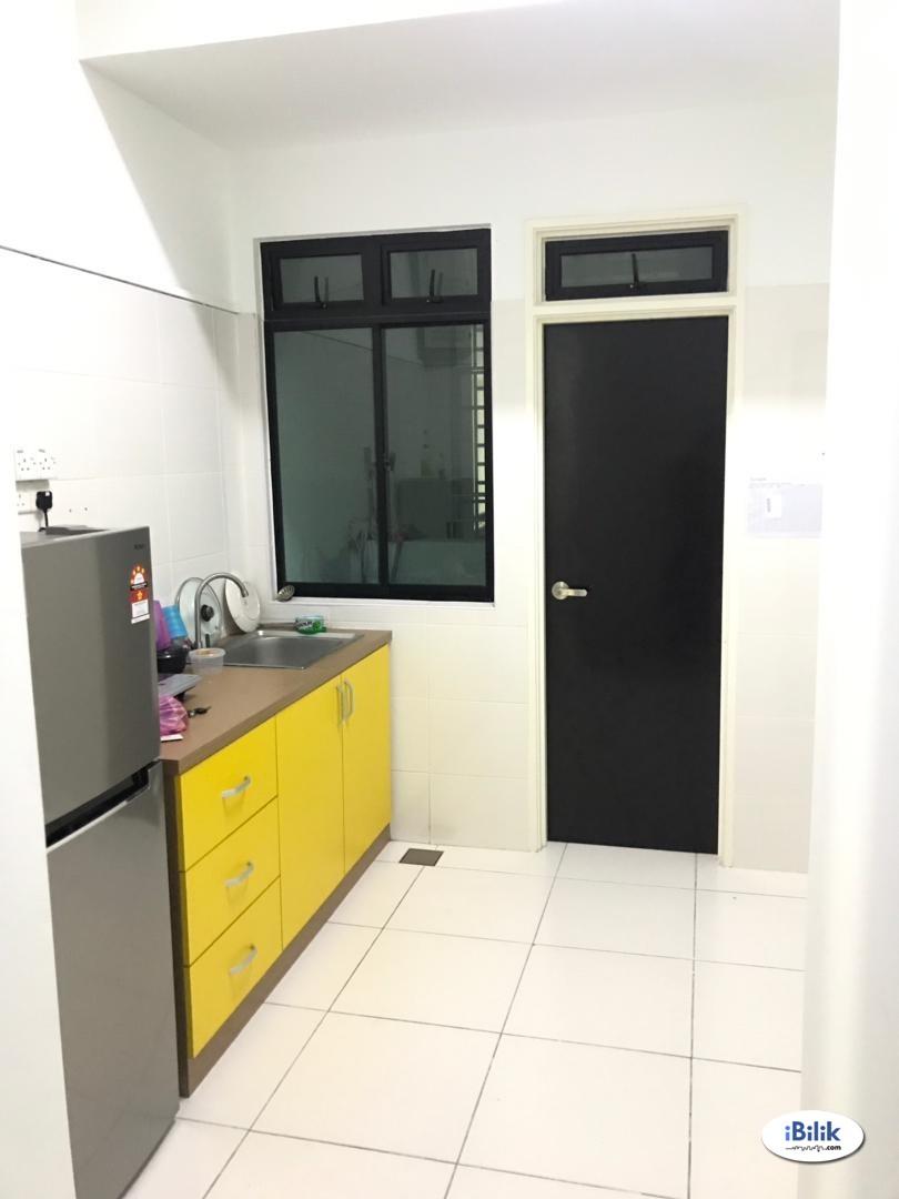 Single Room at Sky View, Johor Bahru