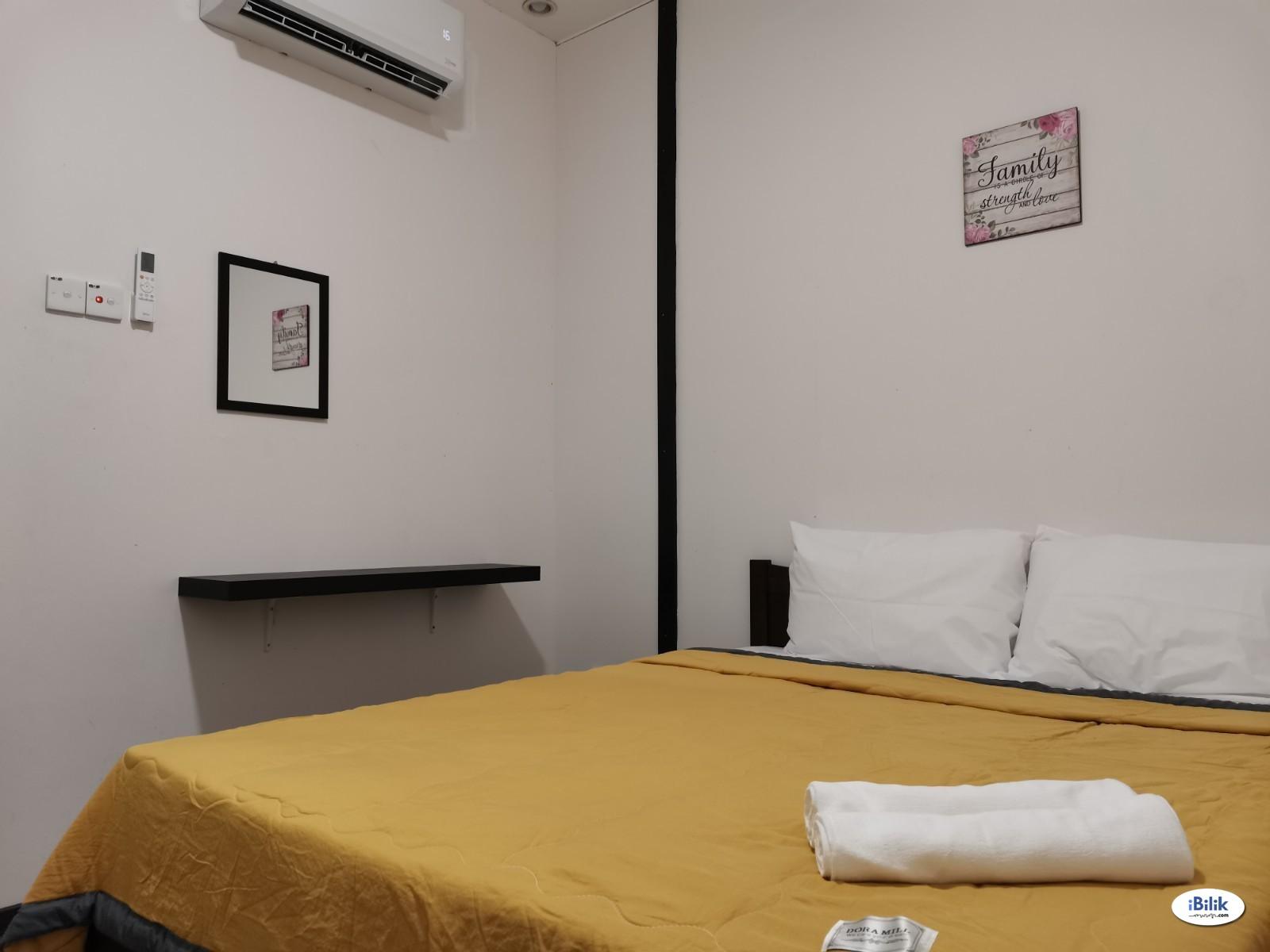 Master Room at Georgetown, Penang