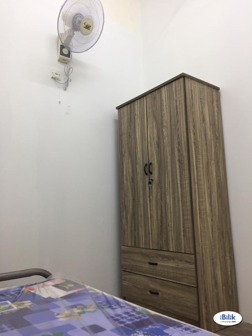 Single Room Fully Furnished Lockdown Promotion