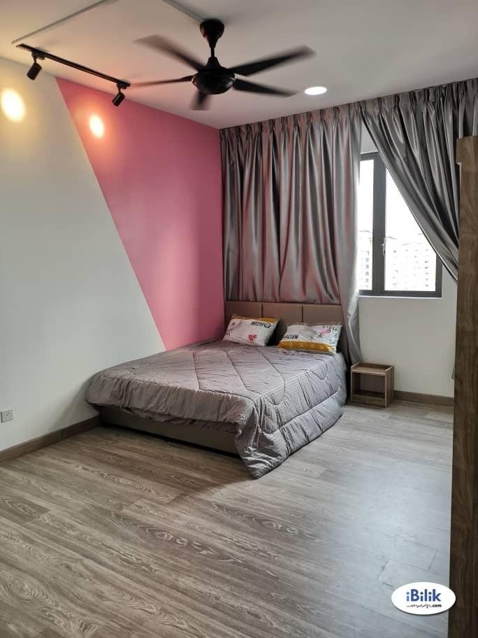 fully furnished all have danau kota suites setapak central