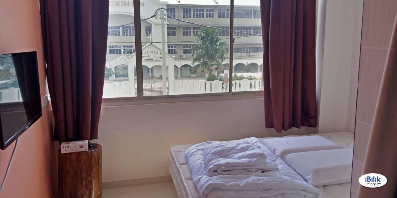 Homestay/ Hotel (16 room) for rent in Bukit Mertajam