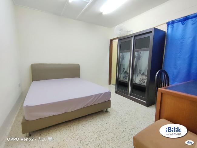 Zero Deposit!! Newly refurbish unit. Medium Room at Bangsar KL