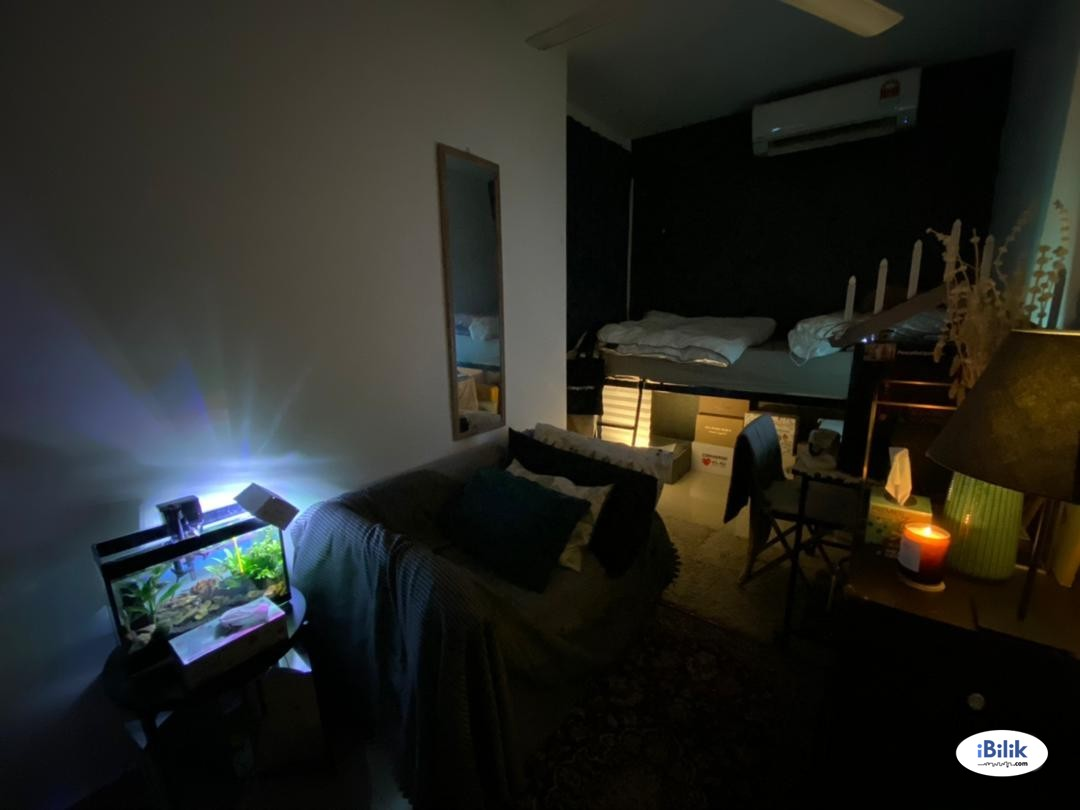 Middle Room at Suasana Lumayan, Bandar Sri Permaisuri