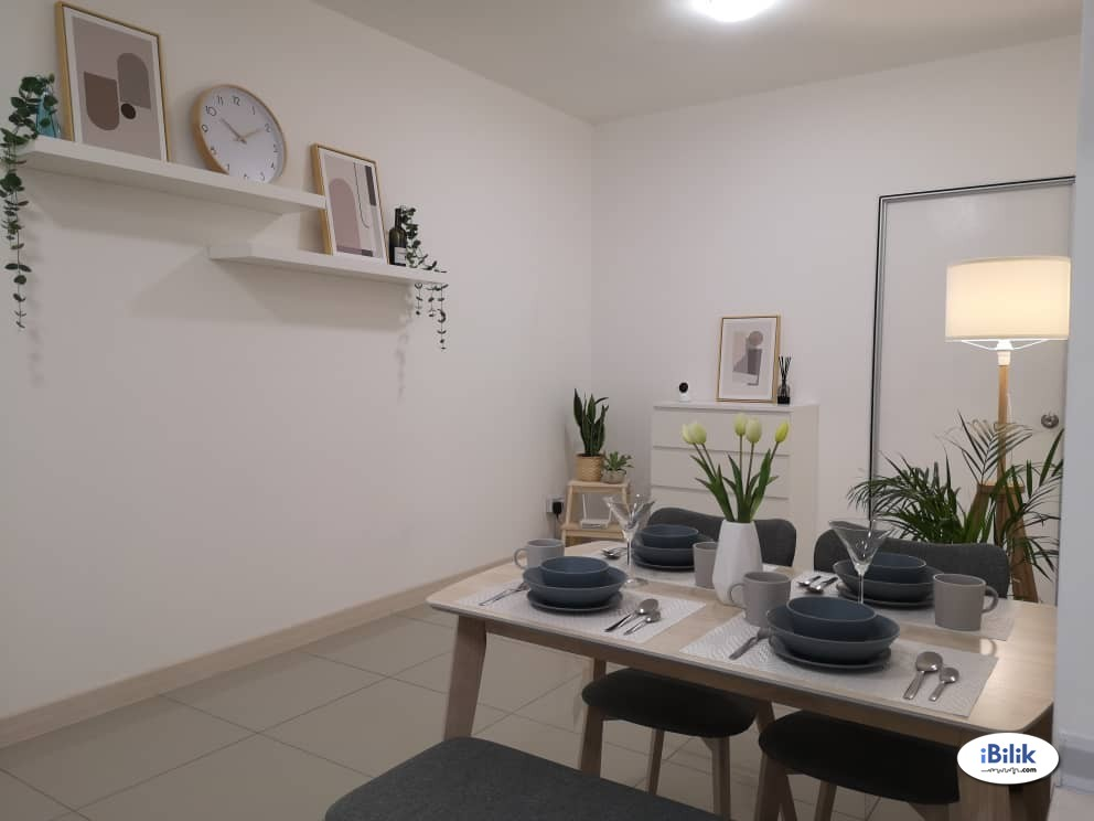 Brand New Single Room in Sentul