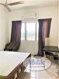 Room Rental in  - Middle Room of SuriaMas Apartment Bandar Sunway for Rent (Near Sunway Pyramid)