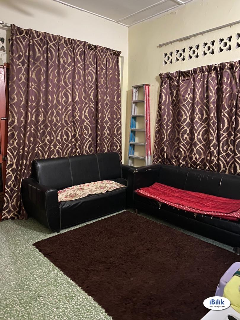 Master Room at Kampung Baru, KLCC