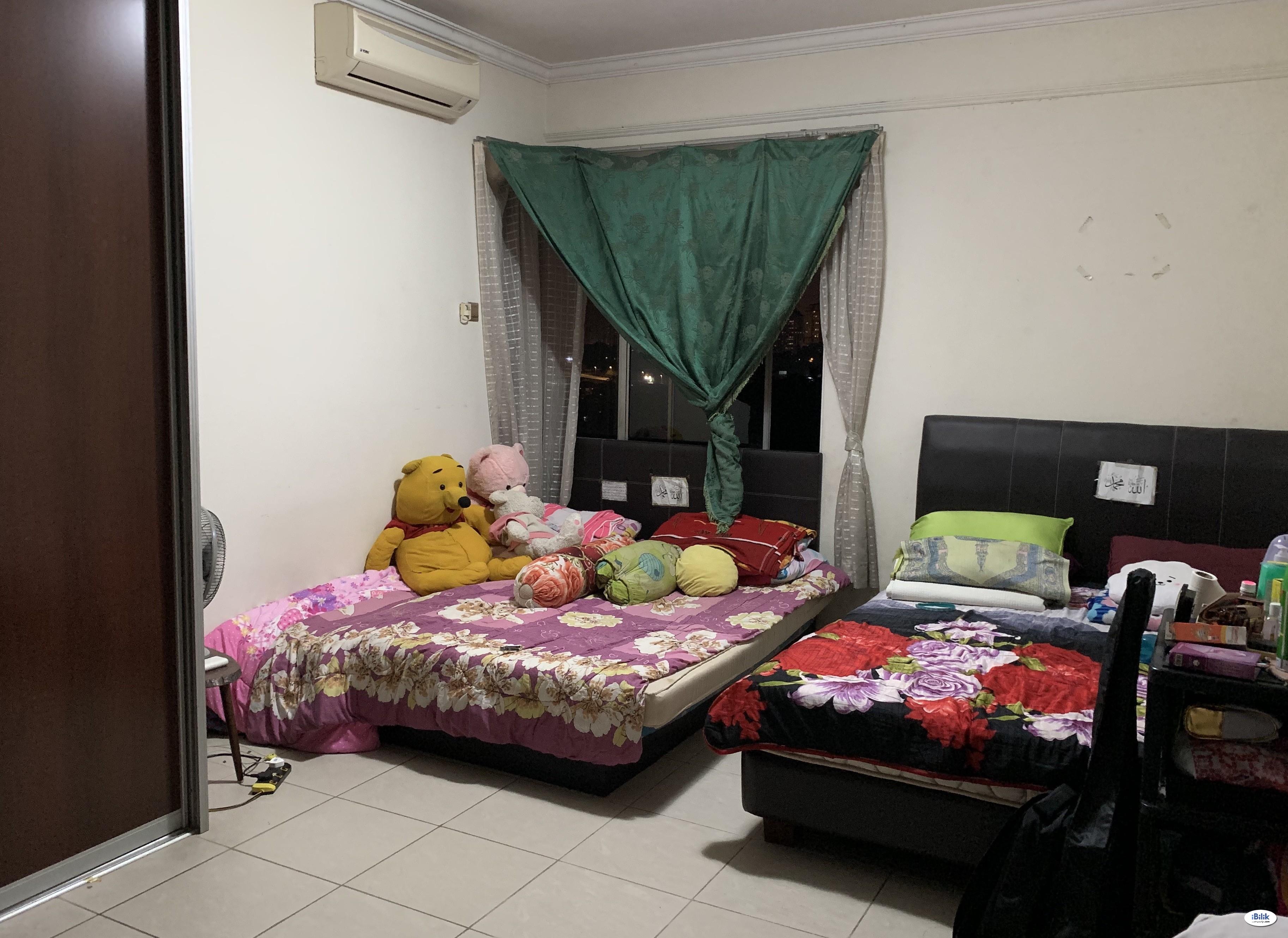 Master Room at University Tower, Petaling Jaya