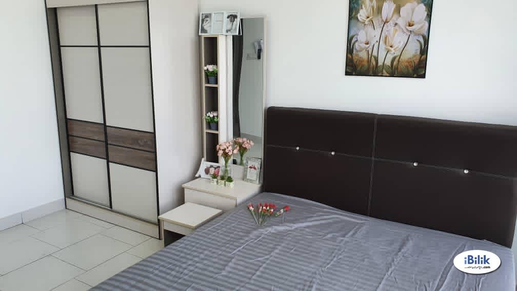 Master Room at Astetica Residences, Seri Kembangan