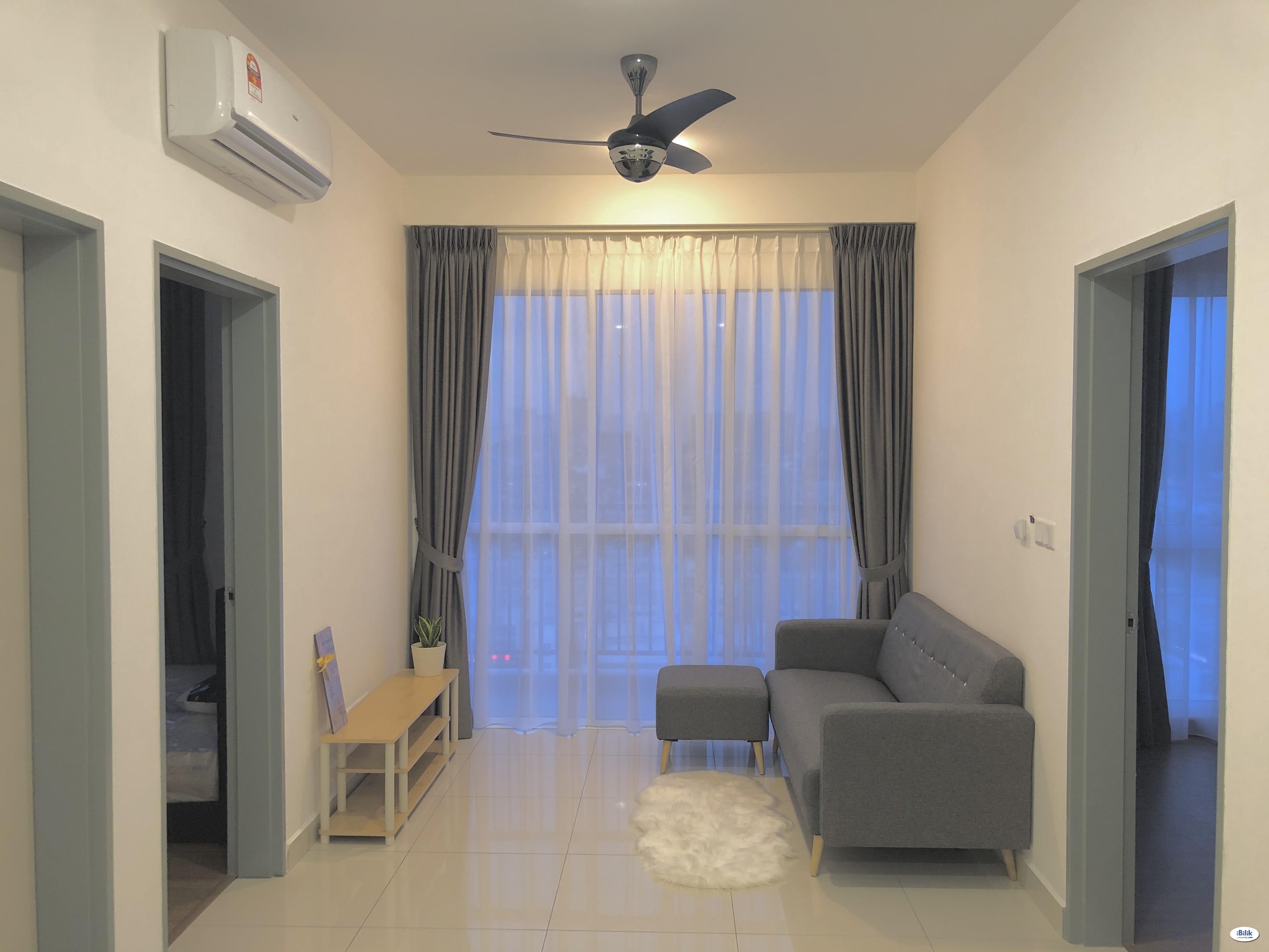 Suite at Sri Petaling, Kuala Lumpur