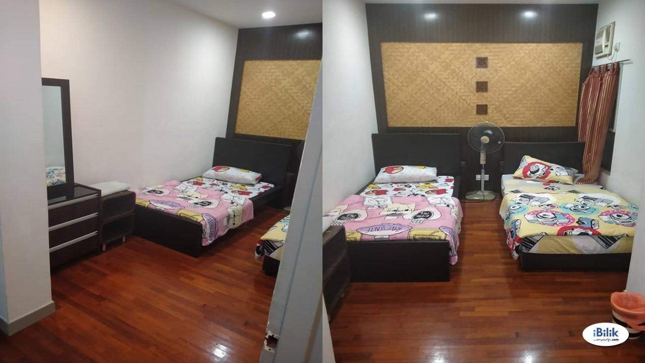 Middle Room at Seri Maya, Setiawangsa