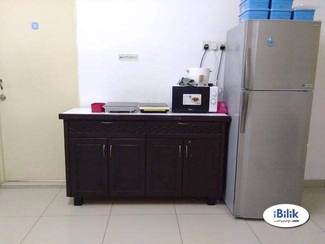 Cozy  NO DEPOSIT - SINGLE BEDROOM IN SS15 SUBANG JAYA